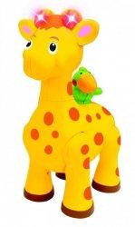 Kiddieland Interaktywna Żyrafa 051359 Światła Dźwięki #B1