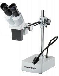 Mikroskop stereoskopowy Bresser Biorit ICD CS LED