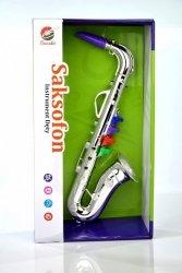 Bassko Saksofon Jak Prawdziwy Gra Instrument Muzyczny #N1