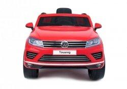 Auto na Akumulator Volkswagen Touareg Czerwony #C1