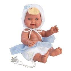 Hiszpańska lalka bobas chłopiec Bebito Kaczątko – 26cm  #T1