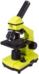 Mikroskop Levenhuk Rainbow 2L PLUS LimeLimonka