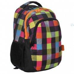 Plecak Młodzieżowy w Kratkę Hipster