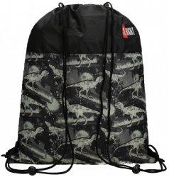 Worek szkolny Plecak St Right Dinozaury So-01