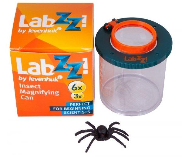 Pojemnik Levenhuk LabZZ C1 do obserwacji owadów