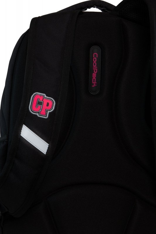 Plecak Coolpack CP Badges Black 25l Bentley Xl 2019