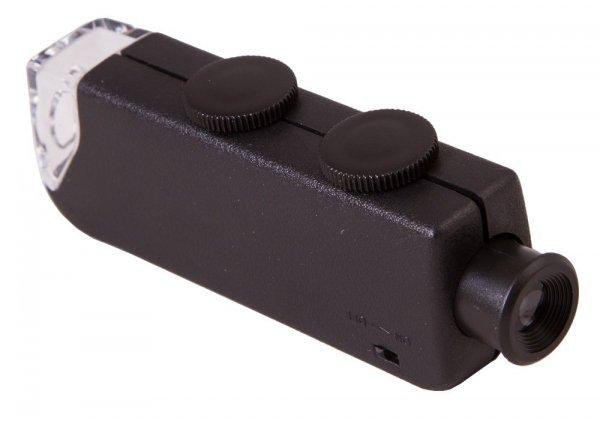 Mikroskop kieszonkowy Bresser ТМ-145 LED 60x-100x