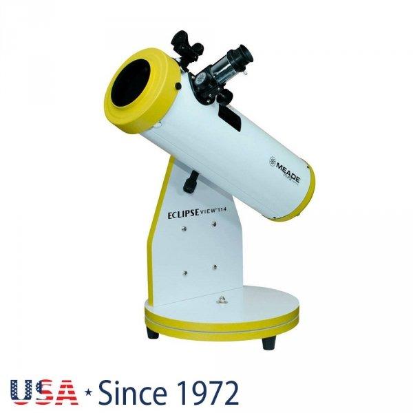 Teleskop zwierciadlany Meade EclipseView 114 mm