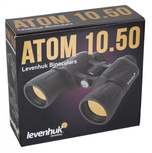 Lornetka Levenhuk Atom 10x50