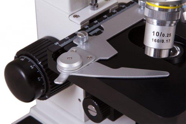 Mikroskop Bresser Erudit DLX 40x-600x