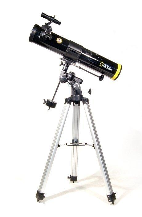 Teleskop Bresser National Geographic 76/700 EQ