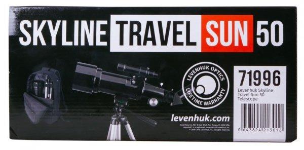 Levenhuk Skyline Travel Sun 50 Teleskop