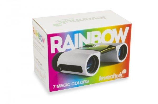Lornetka Levenhuk Rainbow 8x25 LemonCytryna