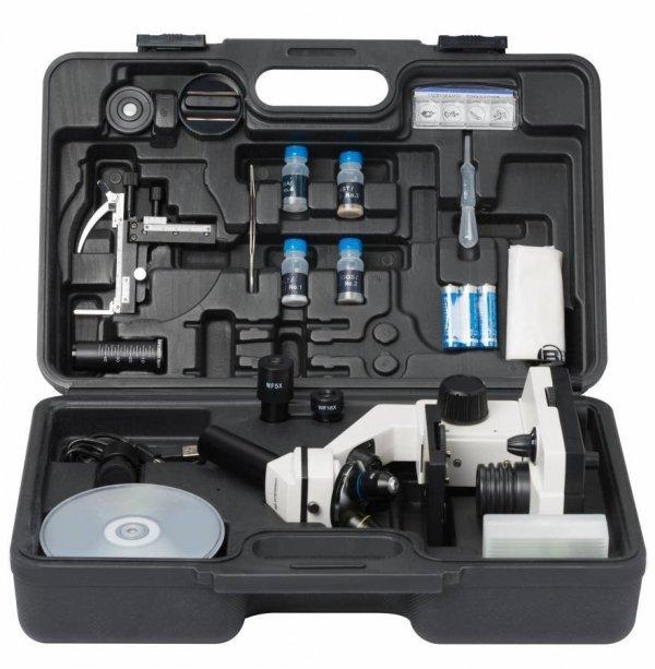 Mikroskop Bresser Biolux NV 20x-1280x HD