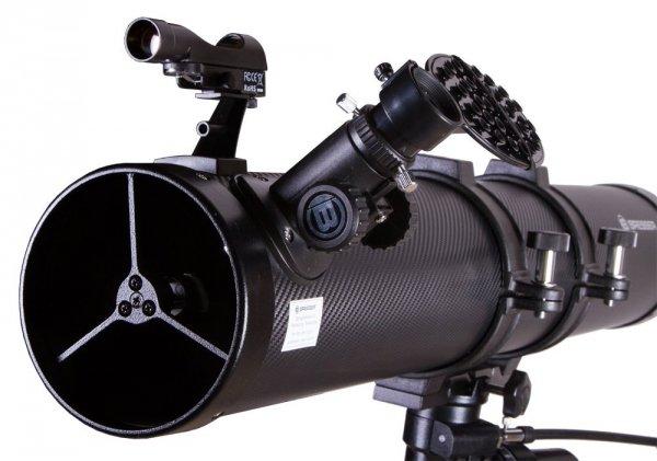 Teleskop Bresser Galaxia 114/900 z adapterem do smartfona