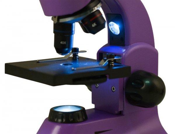 Mikroskop Levenhuk Rainbow 50L PLUS AmethystAmetyst