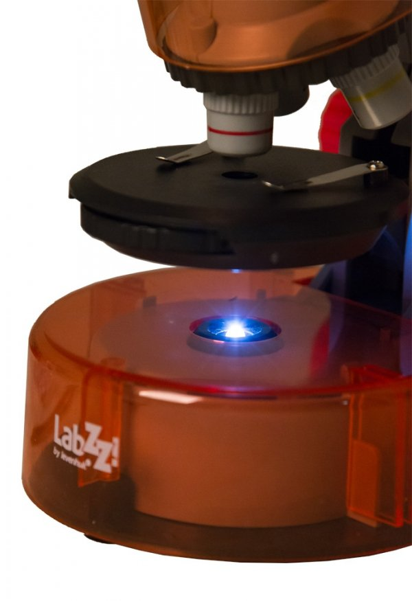 Mikroskop Levenhuk LabZZ M101 OrangePomarańcza