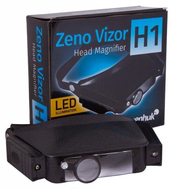 Lupa nagłowna Levenhuk Zeno Vizor H1