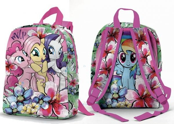My Little Pony Power Color Plecak *