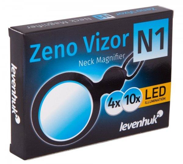Lupa na szyję Levenhuk Zeno Vizor N1