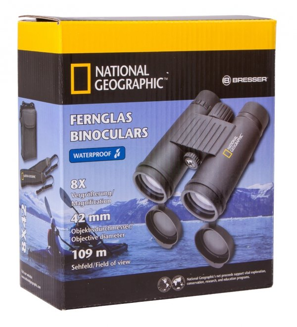 Lornetka Bresser National Geographic 8x42 WP