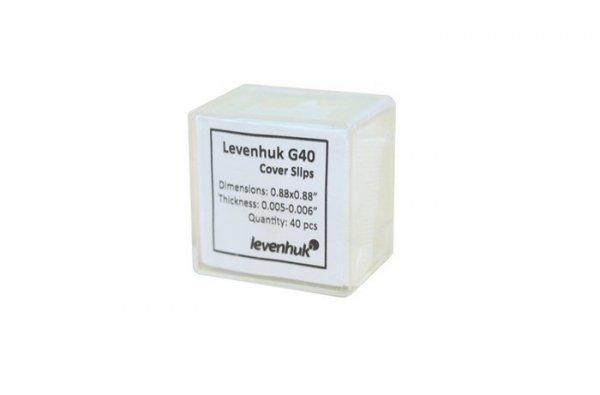 Zestaw gotowych preparatów Levenhuk N18