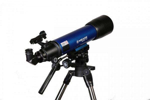 Teleskop refrakcyjny Meade Polaris 70mm EQ