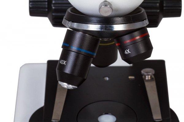 Mikroskop Bresser Duolux 20x-1280x