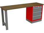 Stół warsztatowy – T-18-01
