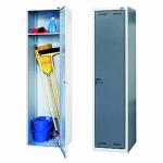 Szafa przemysłowa 1 drzwiowa (1 półka) S-1-01-00