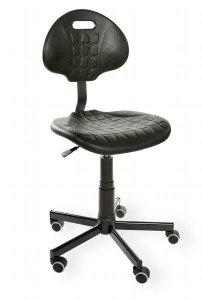 Krzesło przemysłowe PurMax WH RKW-02