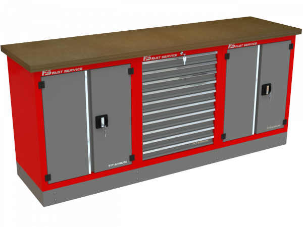 Stół warsztatowy – T-40-10-40-01