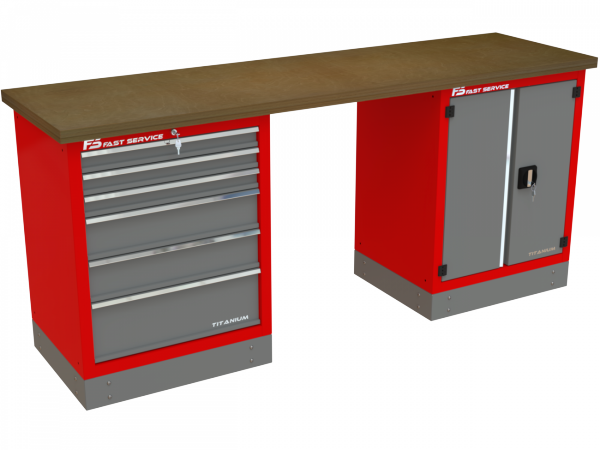 Stół warsztatowy – T-20-40-01