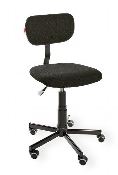 Krzesło szwalnicze Black 01 WH RKW-10
