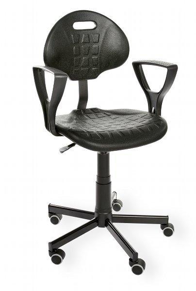 Krzesło przemysłowe PurMax PD WH RKW-04