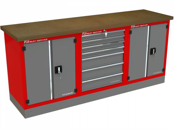 Stół warsztatowy – T-40-13-40-01