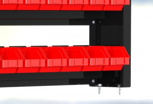 N-4-06-04 Tablica na narzędzia 920mm x 750mm x 135mm