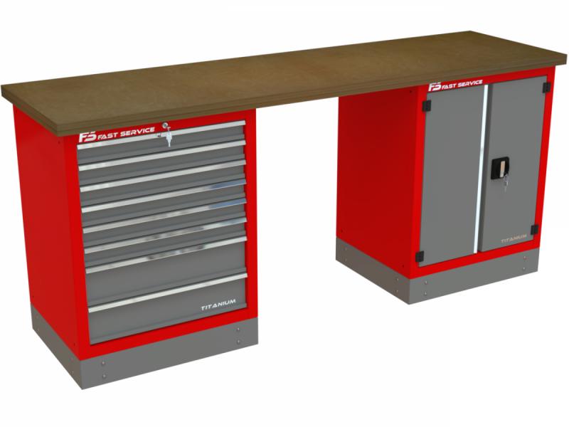 Stół warsztatowy – T-12-40-01