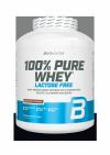 BioTechUSA 100% Pure Whey Lactose Free 2270 g