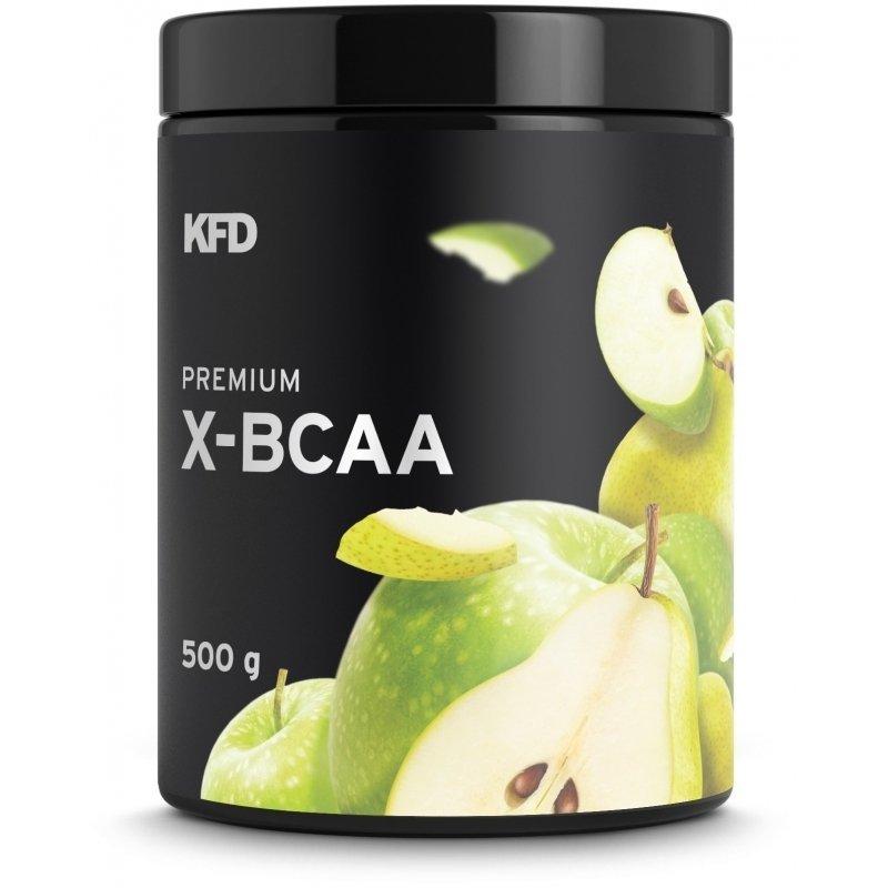 KFD Premium X-BCAA Instant 500 g Jabłko-Gruszka