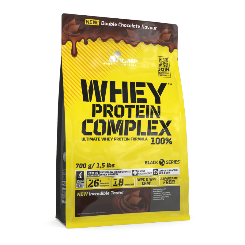 OLIMP WHEY PROTEIN COMPLEX100% 700G DOUBLE CHOCOLATE