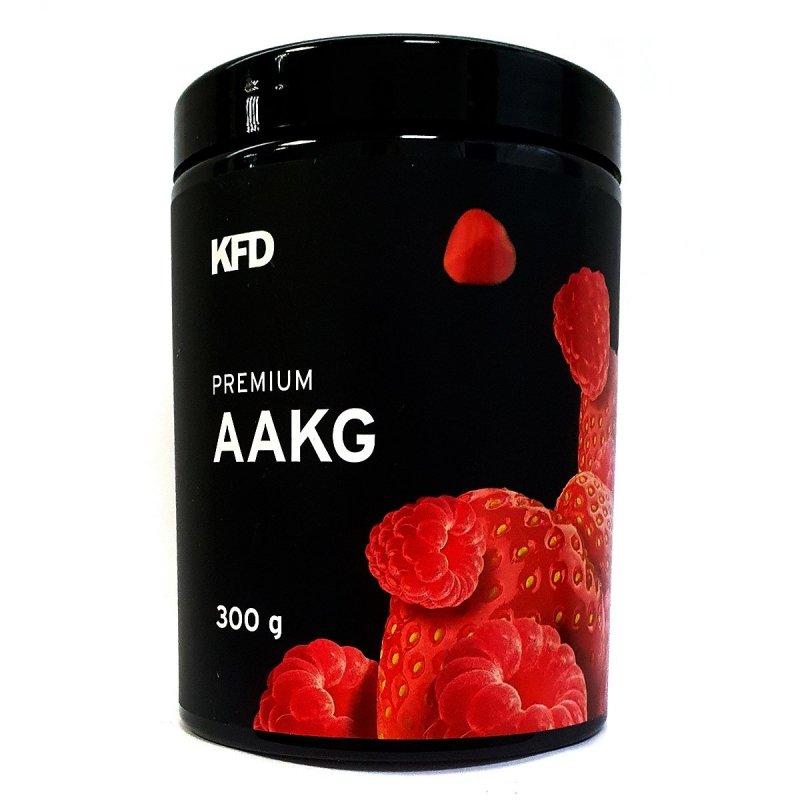 KFD Premium AAKG 300g Truskawkowo-Malinowy