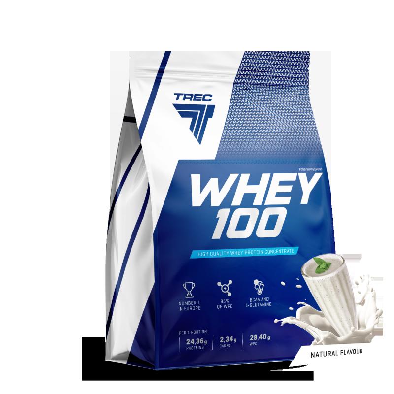 Trec Whey 100 900g natural