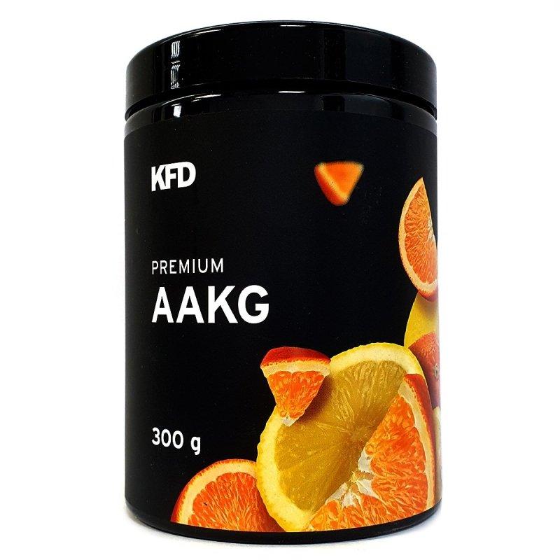 KFD Premium AAKG 300g Pomarańczowo-Cytrynowy