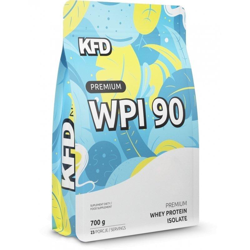 KFD Pure WPI 90 Białko 700 g Izolat Naturalny