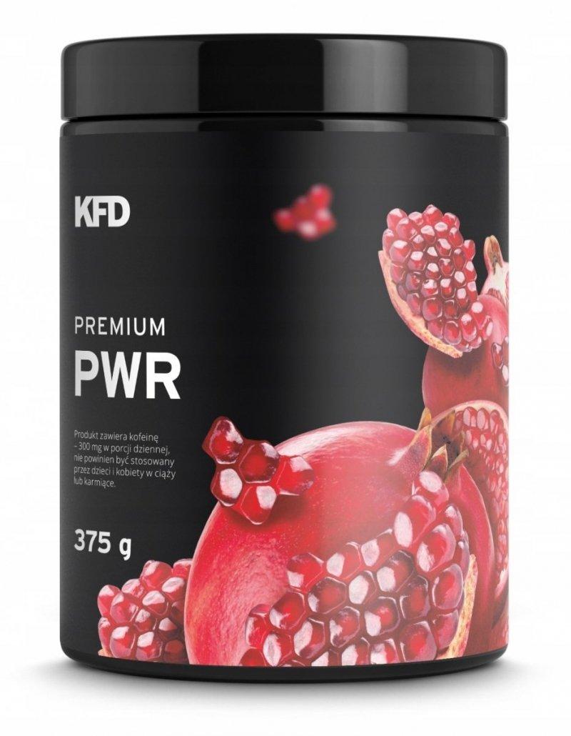 KFD Premium Pre-Workout II 375 g Przedtreningówka