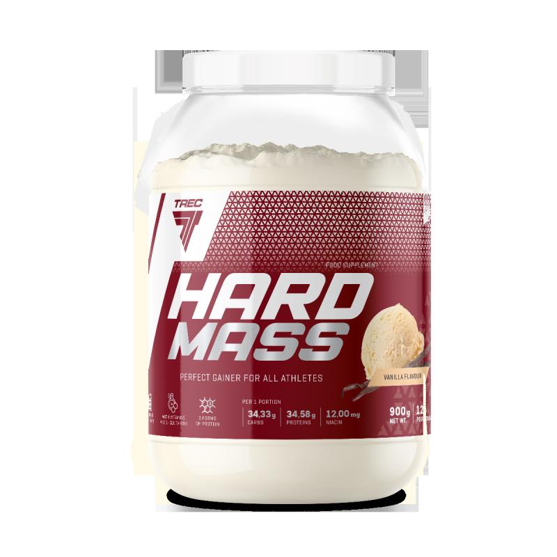 Trec Hard Mass bulk  900g wanilia