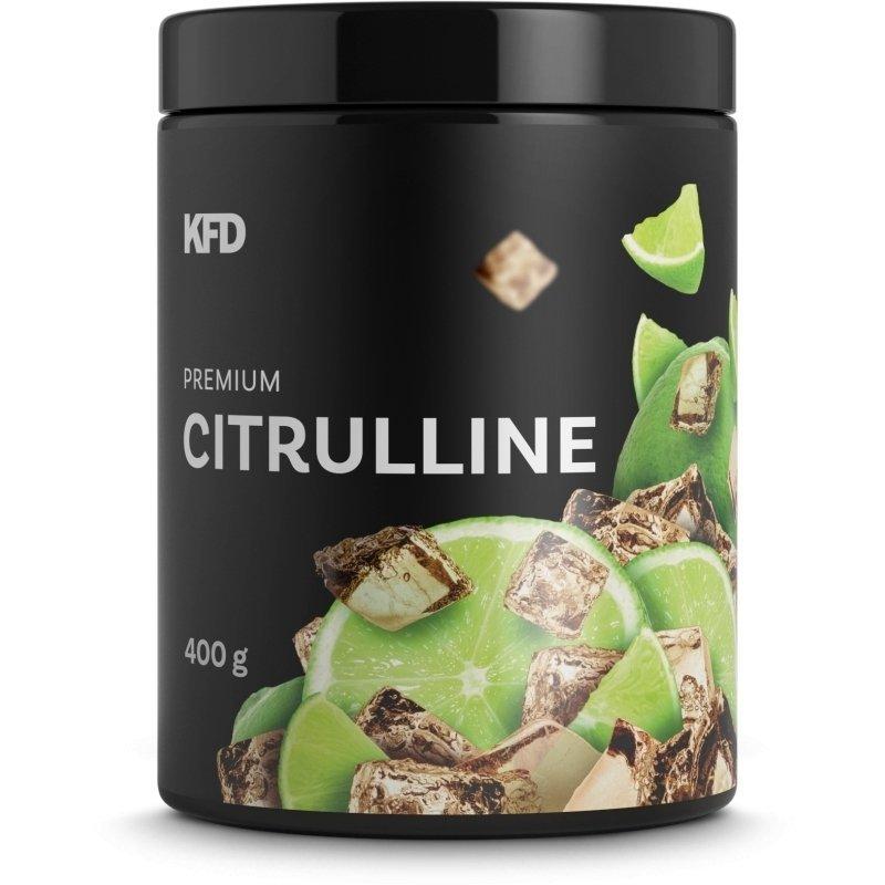 KFD Premium Citrulline 400g Cola z Limonką