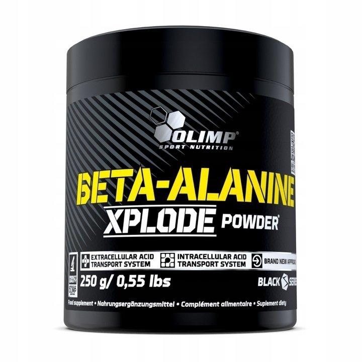 Beta-Alanine Xplode 250 g orange