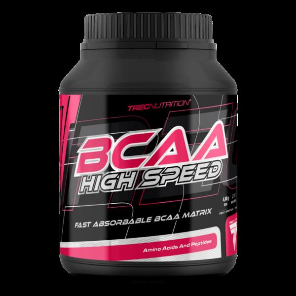 Trec BCAA High Speed 600g Aminokwasy smak cytrynowy